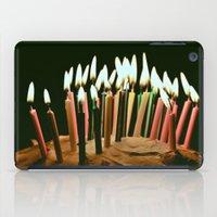 happy birthday iPad Cases featuring Happy Birthday by Thomas Eppolito