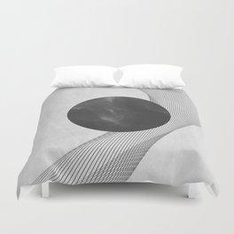 Atom Duvet Cover