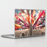 building Laptop & iPad Skins featuring Superstar New York by Bianca Green