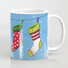Christmas stockings Coffee Mug