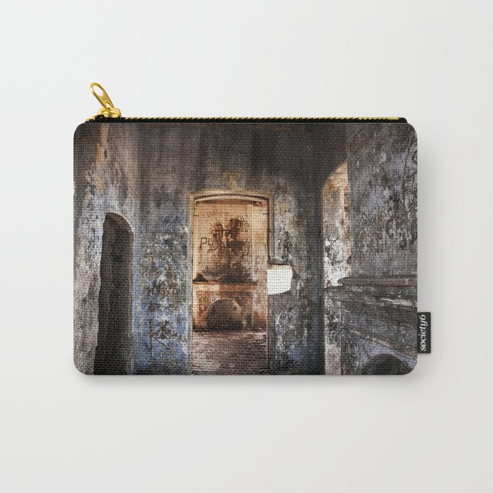 The Fire is gone Carry-All Pouch