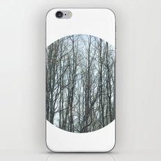 On a Cold Day iPhone & iPod Skin