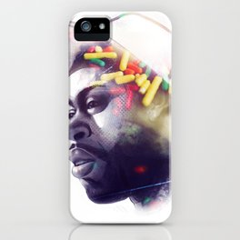 J Dilla (2/7/74 - 2/10/06) iPhone Case