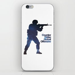Space Army - Counter Strike iPhone Skin