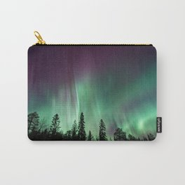Beautiful northern lights Carry-All Pouch