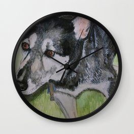 "A Tribute to ""Max"" Wall Clock"