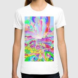 Badlands USA T-shirt