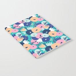 Peonies Notebook