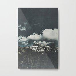 Majestic Mountain Metal Print
