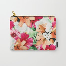 Flowers Potpourri two Carry-All Pouch