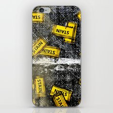 StaineD iPhone & iPod Skin