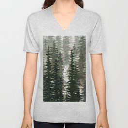 The Pathless Woods Unisex V-Neck