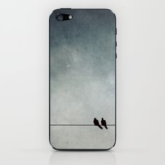 Mourning Doves  iPhone & iPod Skin