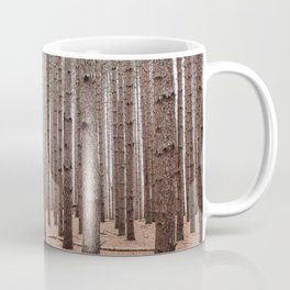 Deep In The Pines Coffee Mug