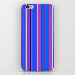 Stripes-010 iPhone Skin