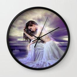 Orinoco Flow Wall Clock
