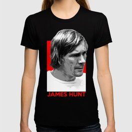 Formula One - James Hunt T-shirt