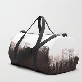B&W Duffle Bag