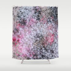 What's poppin Shower Curtain
