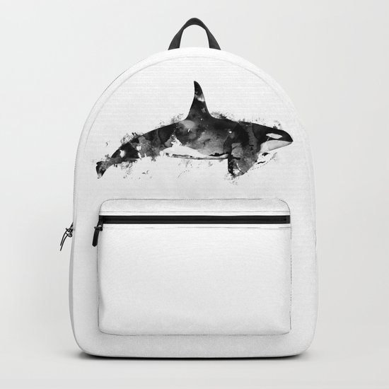 Killer Whale Backpack