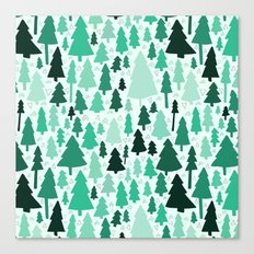 Wild & Woodsy Canvas Print