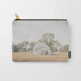 Church, Fort Clark, ND 1 Carry-All Pouch
