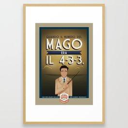 Poster Nostalgica - Herrera Framed Art Print