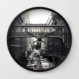 West 15th Wall Clock