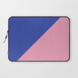 Reflex Blue & Pink - oblique Laptop Sleeve