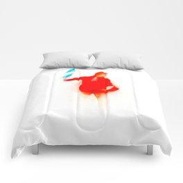 fusión disolución 3/14 Comforters
