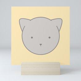 Chloe Cat Mini Art Print