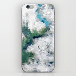 The Alps iPhone Skin