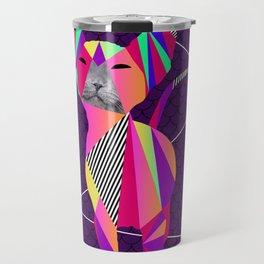 Prisma Cat Travel Mug