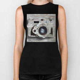 Smile Camera Photo Photography Photographer Gift Biker Tank