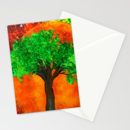 THE FOREVER TREE Stationery Cards