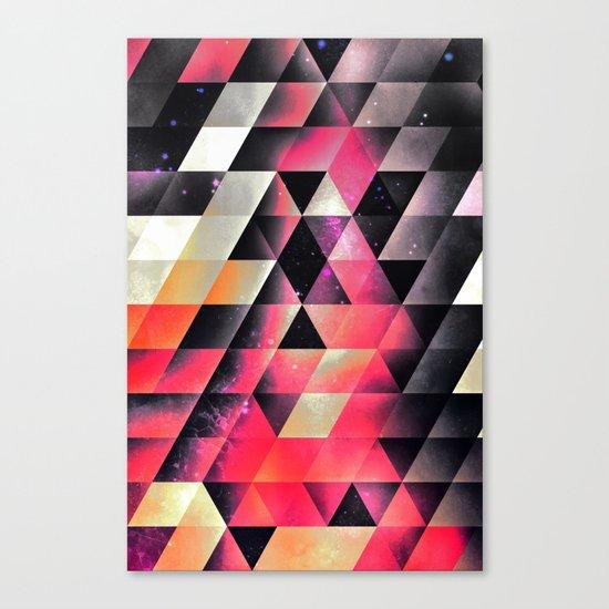 fyrlyrne fyyrth Canvas Print