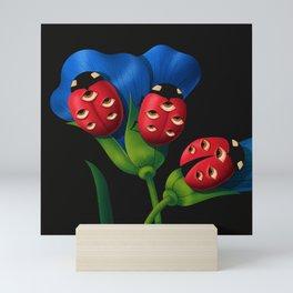 Ladybugs Mini Art Print