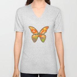 Butterfly Day Unisex V-Neck