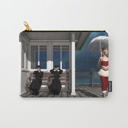 Victorian summer scandal Carry-All Pouch
