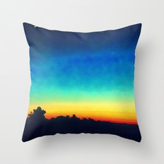 All in one Throw Pillow