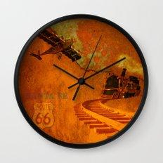 Santa Fe Wall Clock