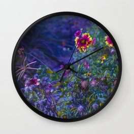 """Remember Alice 04"" (2017) Wall Clock"
