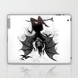 Inktober Bats Laptop & iPad Skin