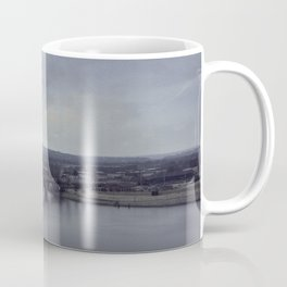 Arkansas River Bridge Coffee Mug