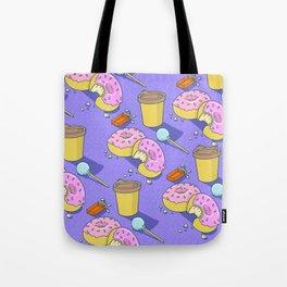 Just Snack'n Tote Bag