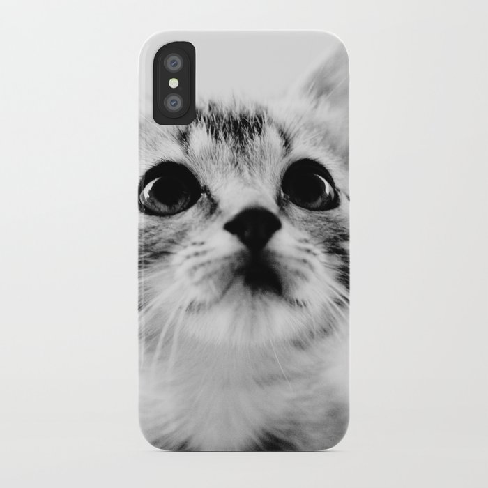 Sweet Kitten iPhone Case