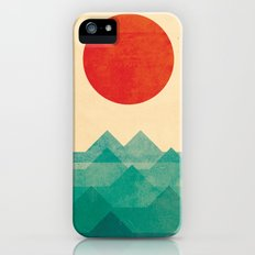 The ocean, the sea, the wave Slim Case iPhone (5, 5s)