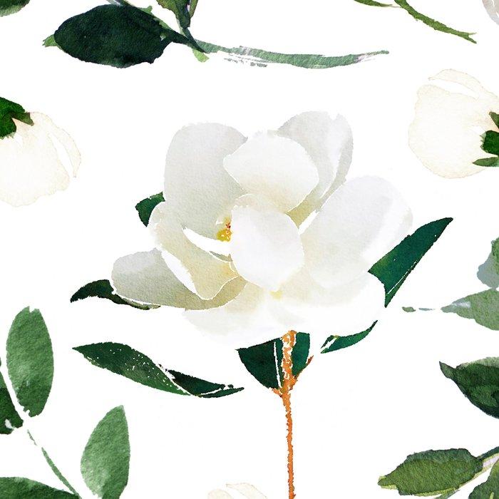 Magnolia Tree Leggings