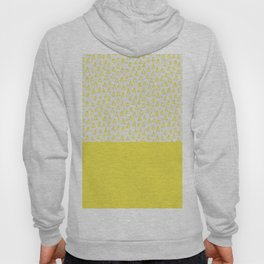 Triangles yellow Hoody