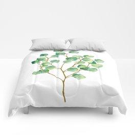 Eucalyptus 1 Comforters